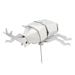 ダンボール 工作 キット クラフト 子供向け 自由研究 夏休み お土産 人気の昆虫3種セット|dambool-crafts|02