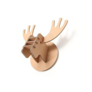 【40%OFF】鹿の頭ハンガー ロッキー dambool-crafts