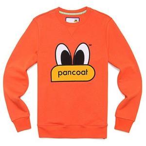 Pancoat キャラクター トレーナー 長袖 クルーネック Tシャツ 長袖 トレーナースウェット メンズ レディース MTM Tシャツ カジュアル ロングスリーブ dami