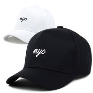 NYC ベースボールキャップ XL 大きいBIG メンズ レディース キャップ 帽子  b系 ヒップホップ ストリート系 ローキャップ シンプル 男女兼用 dami