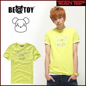 TEENTOP NIEL ニエル着用 BEATOY Tシャツ toy145