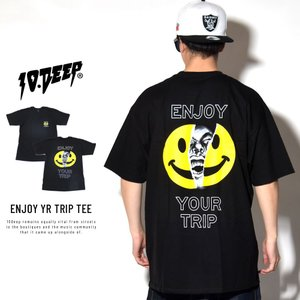10DEEP テンディープ Tシャツ メンズ 半袖 ENJO...