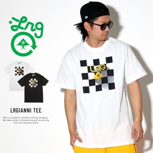 LRG エルアールジー Tシャツ メンズ LRGIANNI TEE C191028