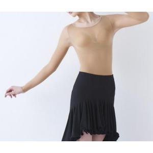 社交ダンス・ダンス衣装 インナーウェア SKINBODY(スキンボディ)長袖フィットインナー 定価: 7,323円|dancedress-jj
