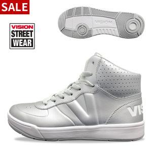 ダンスシューズ スニーカー レディース メンズ ヒップホップ 黒 白 赤 銀 VISION ビジョン 靴 VSW-7111 アウトレットセール SALE|danceshoes