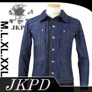 Junky's Paradise JKT-402IND 刺繍デニムジャケット|dandara
