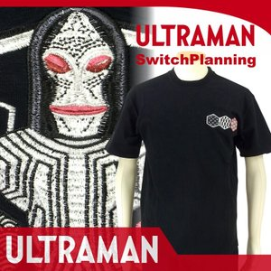 ULTRAMAN SwitchPlanning ULST-007 ダダと和模様刺繍半袖Tシャツ|dandara