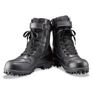 ミリタリーブーツ 陸上自衛隊ミリタリー仕様 スパイク付きブーツ 安全靴 - イーグルクラブ