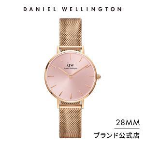 ダニエルウェリントン DW レディース 腕時計 Petite Melrose Light Pink ...