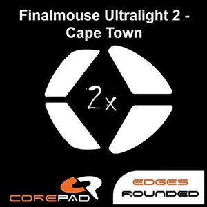 Corepad マウスソール FinalMouse Ultralight 2 Cape Town