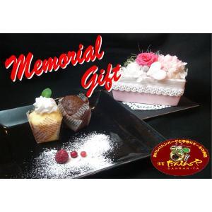 カップケーキ&ケーキ型プリザーブド・フラワー danranya