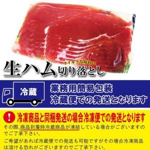 生ハムスライス切り落とし90g 冷蔵品 安心な国内製造品 パルマ 生はむ サラダ|dansyaku|05