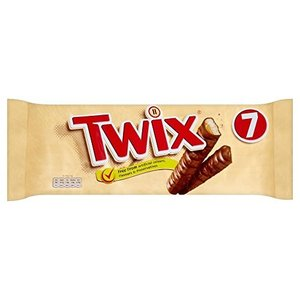 Twix Biscuit Fingers (7x58g) トゥウィックスビスケットフィンガー( 7X...