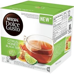 ネスカフェ ドルチェグスト(DOLCE GUSTO) CITRUS HONEY BLACK TEA ...