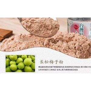 《長松》 台湾好味特淡梅粉 (180g) (万能梅パウダー・梅粉) 《台湾 お土産》 [並行輸入品]