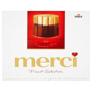 (Merci (メルシー)) 最高級のチョコレートセレクション250グラムMerci Finest ...