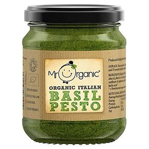 [Mr Organic ] Mr有機バジルペーストを130グラム - Mr Organic Basi...