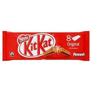 (Nestle (寄り添います)) キットカットオリジナル8パック165.6グラム (x4) - K...