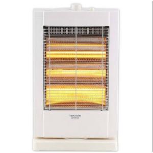 【送料無料】テクノス ハロゲンヒーター PH-1211 ホワイト    千住 電気 暖房 速暖 TEKNOS 電気暖房 電気ヒーター 器具