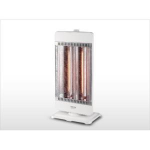 【送料無料】千住 テクノス カーボンヒーター CHM-4531(W) ホワイト      TEKNOS 電気ストーブ 電気暖房 電気ヒーター 暖房器具