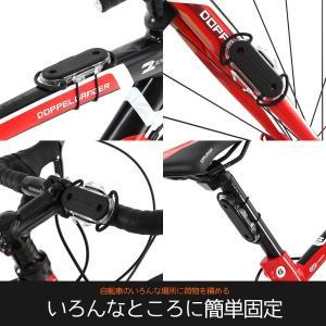 マルチユースサイクルマウント 進化系スマホホルダー 自転車に載せられるアイテムの選択肢無限大|dart7|05