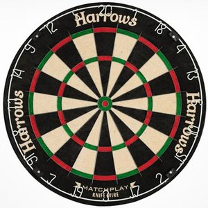 MATCHPLAY BRISTLE DARTBPARD|dart7