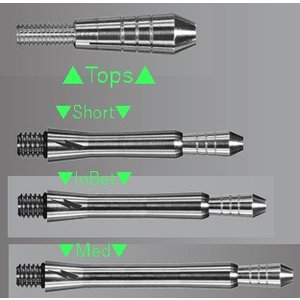 POWER GEAR TITANIUM GEM-2 SHAFT|dart7