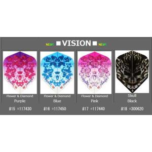 VISION Flower&Diamond / Skull|dart7
