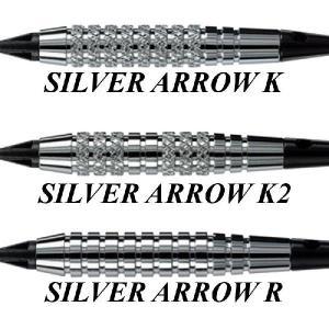 ダーツ セット 初心者 SILVER ARROW シルバー・アロウ (Harrows) darts-ya