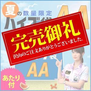 【数量限定】夏のハイブ袋 AA