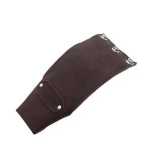 STEAL ダーツケース HEタイプ用 フラップ <チョコ>【スティール ソフトダーツ|dartshive
