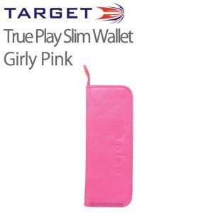 TARGET True Play Slim Wallet <Girly Pink>|dartshive
