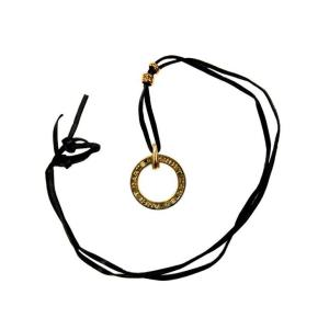 TARGET HALO RING&CHAIN GOLD <119620>|dartshive