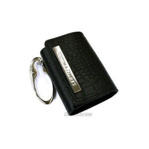 Ultima Slim Case<クロコブラック>【アルティマ ダーツケース スリム 軽い ワニ 収納|dartshive