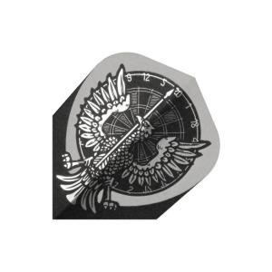 Harrows フライト QUADRO 2013-B【ハローズ シェープ クアドロ ソフトダーツ|dartshive