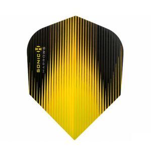 Harrows(ハローズ) SONIC FLIGHT 6504 (ダーツ フライト)|dartshive