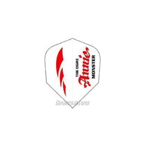 MONSTERフライト Annie MODEL シェイプ 026|dartshive