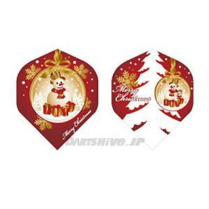 PROフライト indiesシリーズ<クリスマスドーム スタンダード> 【プロ Flight Christm|dartshive