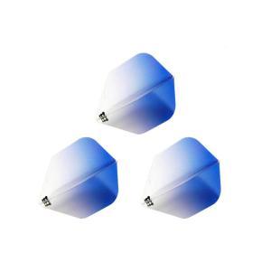 Bricolage グラデーションフライト シェイプ Type-1 <ブルー>|dartshive