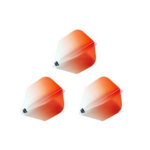 Bricolage グラデーションフライト シェイプ Type-1 <オレンジ>|dartshive