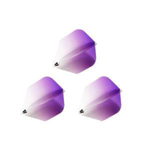 Bricolage グラデーションフライト シェイプ Type-1 <パープル>|dartshive