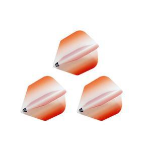 Bricolage グラデーションフライト シェイプ Type-2 <オレンジ>|dartshive