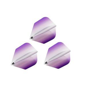 Bricolage グラデーションフライト シェイプ Type-2 <パープル>|dartshive