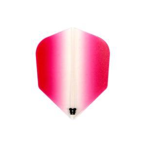 Bricolage グラデーションフライト シェイプ Type-2 <ピンク>|dartshive