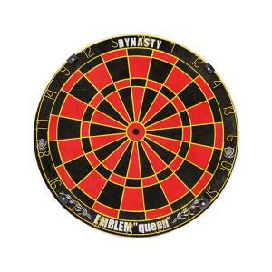 (ダーツ ボード)DYNASTY ハードダーツボード EMBLEM QueenWIRELESS「Type-B」【ダーツ ダーツボード ダーツゲーム|dartshive