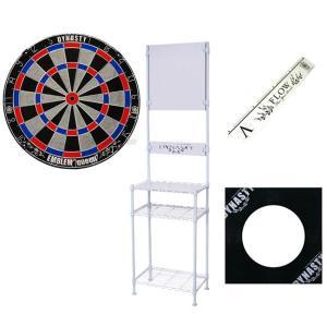 (ダーツ セット)【セット商品】DYNASTY Special DartsBoard Set <B ホワイト>|dartshive