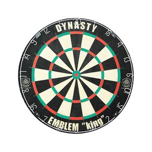 DYNASTY(ダイナスティー) EMBLEM KING(エンブレムキング) type-N【451】 (ダーツ ボード)|dartshive