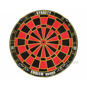 (ダーツ ボード)DYNASTY ハードダーツボード EMBLEM Queen 「Type-B」 【ダーツ ダーツボード ダーツセット ダーツゲーム|dartshive