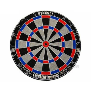 DYNASTY ハードダーツボード EMBLEM Queen 「Type-S」 【ダーツ ダーツボード ダーツセット ダーツゲーム|dartshive