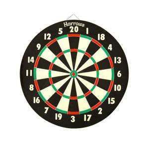 Harrows ペーパーダーツボード <BRISTOW FAMILY DART GAME>|dartshive